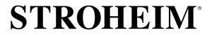 Stroheim_150_Logo